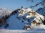 Itálie - Tarvisio - Monte Lussari